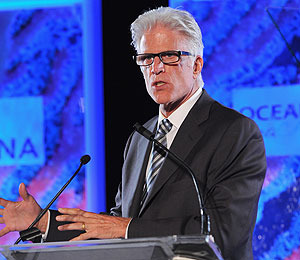 Cheers to Ted Danson, Friend of Fish