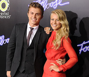 'Footloose' Stars Hough and Wormald Are 'Huge Fans' of the Original