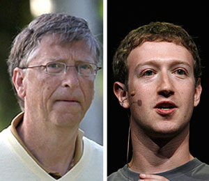 Extra Scoop: Gates, Zuckerberg Pay Tribute to Steve Jobs