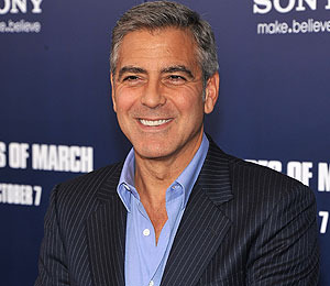 George Clooney on Skinny Dipping and Adopting Sandra Bullock