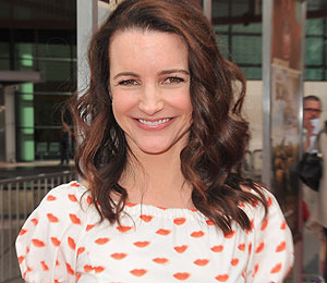 Kristin Davis is a New Mom!