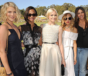 Polo Glamour Returns to L.A.'s Will Rogers State Park