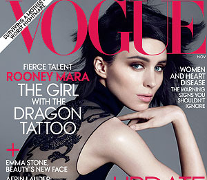 'Tattoo' Star Rooney Mara Poised for Stardom