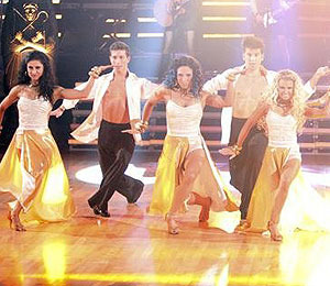 'DWTS' Results: Say Goodbye to...