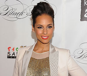 Alicia Keys and Friends 'Keep a Child Alive'