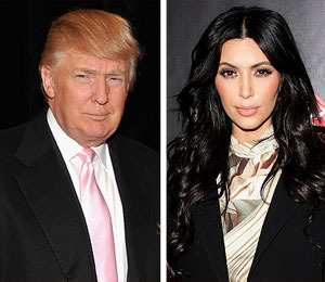 Donald Trump on Kim K.'s Divorce: 'She Made a Big Mistake, It's Okay'