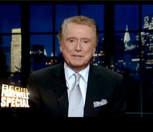 Regis Philbin's Last Day on 'Live' -- It's a Party!