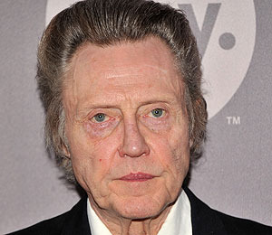 Video! Christopher Walken Responds to Natalie Wood Case