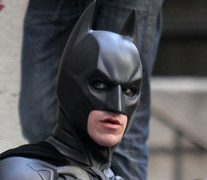 Christian Bale Bails on 'Batman'