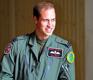 Extra Scoop: Prince William in Daring Sea Rescue