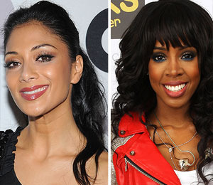 Are 'X Factor' Judges Scherzinger and Rowland Switching Places?