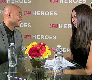 'Extra' Raw! The Stars Pay Tribute to CNN's Heroes