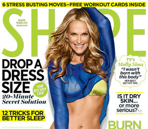 Molly Sims Is in Shape!