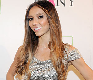 Giuliana Rancic Returns to Work