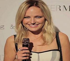 Video! Malin Ackerman Shows Off Latest Denim Looks
