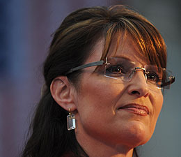 Palin to Meet World Leaders in NY
