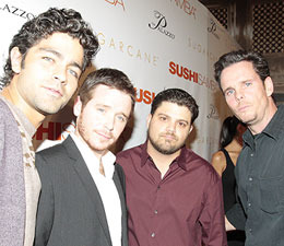 'Entourage': Sweet Tooth in Sin City