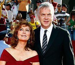 Tim Robbins & Susan Sarandon Remember Newman