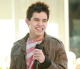 Archuleta: From 'Idol' to Actor