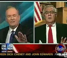 Smackdown! Bill O'Reilly vs. Barney Frank