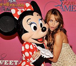 Miley's Sweet 16 at the Magic Kingdom