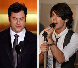 AMAs: Kimmel to Host, Jonas Bros. to Perform
