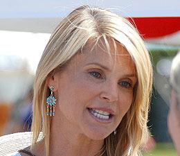 Brinkley's Ex Flies Kids against Christie's Wishes