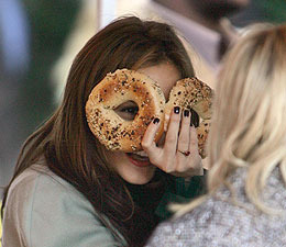 You Know You Love Bagels... XOXO