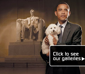 Is This Obama's Dog?!