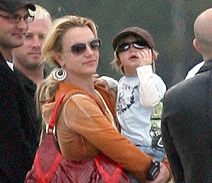 Britney's Baby: Health Scare