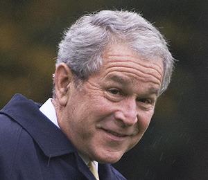 Bush: Gangsta Style?
