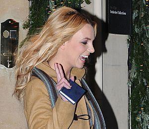 Lip-Synch Britney in Britain?