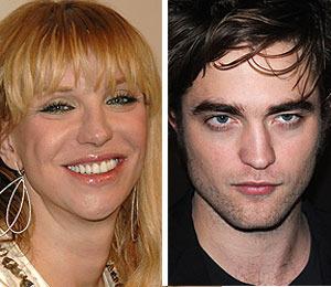 Courtney Love -- Vampire Matchmaker?