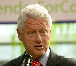 Clintons Snubbed by Carter?