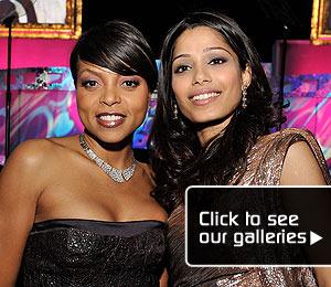 Stars Go Glam at the DGA Awards