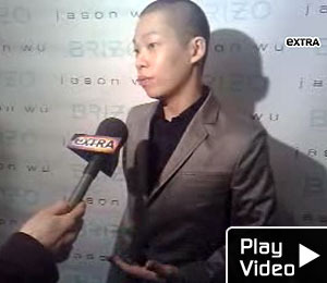 One-on-One with Jason Wu!