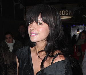 Lily Allen: Conquering Her 'Fear' with a 'Smile'