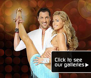 'Dancing' Partner Pix Revealed!