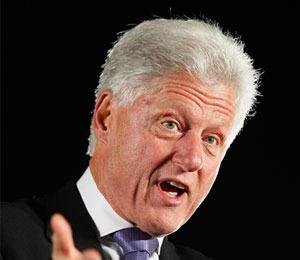 Bill Clinton Reveals Weight Battle