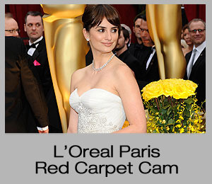 The Oscars Red Carpet Crusade
