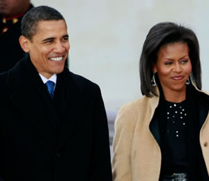 Does the White House Have 'His & Her' Sides?
