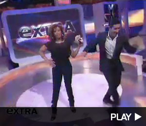Mario and Tanika's Dance Off!