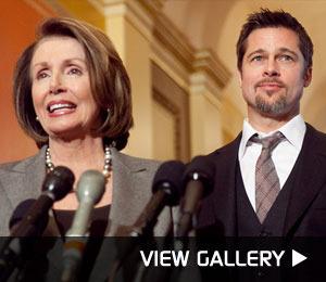 Politics, Hollywood Style