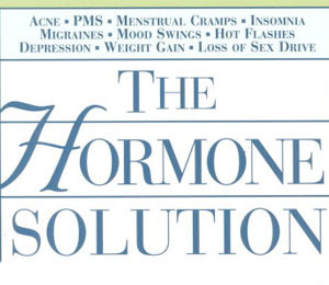 Win It! 'The Hormone Solution' Book