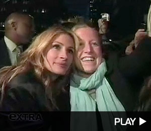 Julia Roberts -- Your Average Red Carpet Mom!