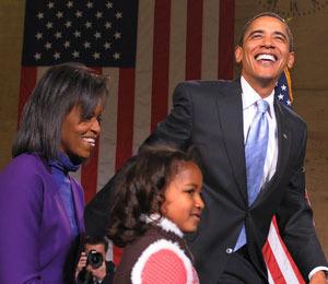 The Obama Family's Sickness Scare