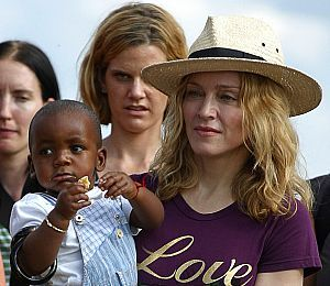 Charity Against Madge's Adoption in Africa