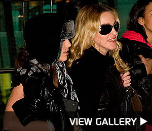 Madonna: 'I Want to Provide Mercy with a Home'
