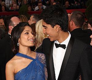 'Slumdog' Romance!