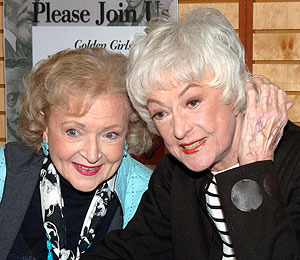 Betty White: 'How Lucky I Was to Know Bea'